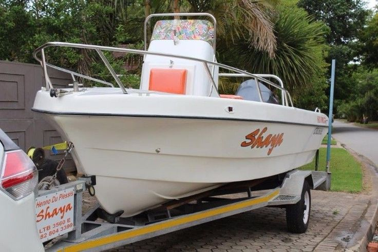 Awesome Powerful Dual Purpose Boat to have fun with or do serious fishing.