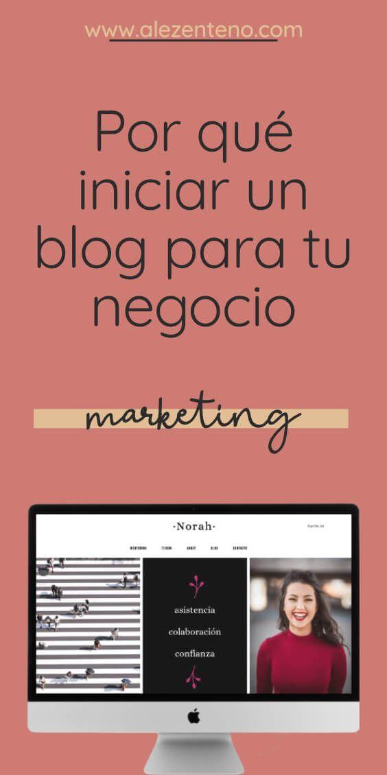 ¿Por qué comenzar un blog para tu negocio?