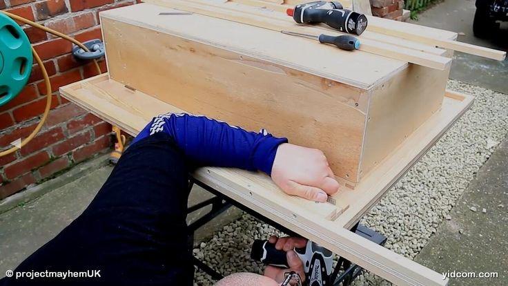 Hagalo usted mismo una práctica y multifuncional sierra de mesa circular,mesa para ruteadora , mesa para caladora ,estas buscando una idea para construir tu sierra circular de madera,mira aquí los detalles