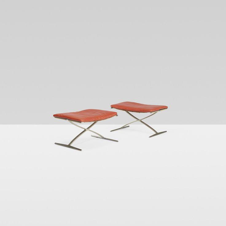 Designed by Preben Fabricius and Jørgen Kastholm. http://www.bo-ex.dk/project/stool/
