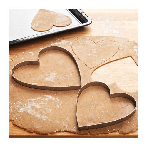 VINTER 2016 Pastry cutter, set of 2  - IKEA