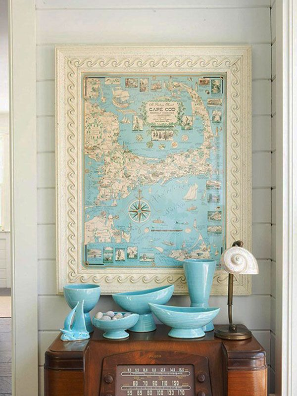 66 best Traveller\'s Decor Ideas images on Pinterest | World maps ...