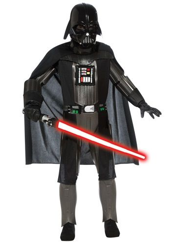 Child Deluxe Darth Vader Costume in Halloween Costumes for Kids #2013 #halloween #costumes #kids http://www.riocodes.com/halloweencostumes-coupons.html