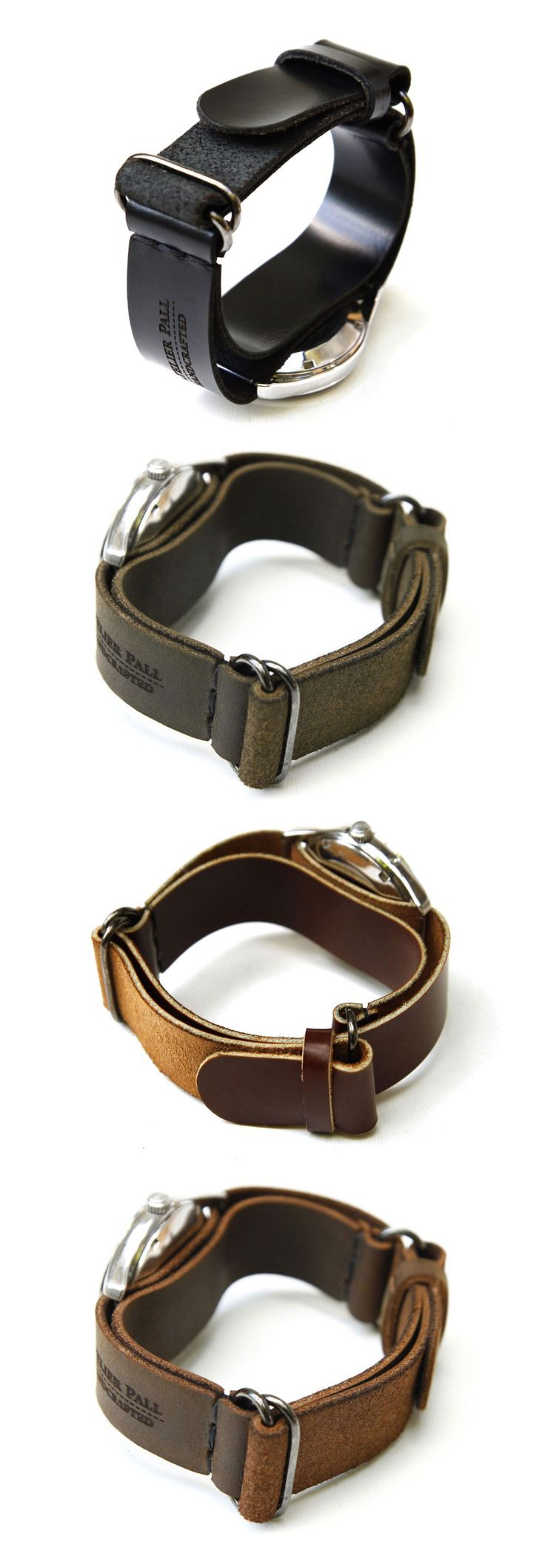 Atelier Pall watch straps available at AtelierPALL.com