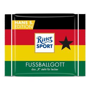 Fake-Sorte Fussballgott