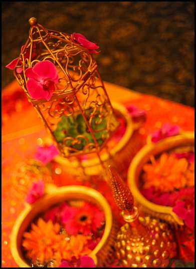 Indian Wedding Flowers...