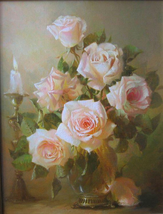 Цветочные композиции в картинках. 1 часть. | Творческая мастерская Марины Трублиной