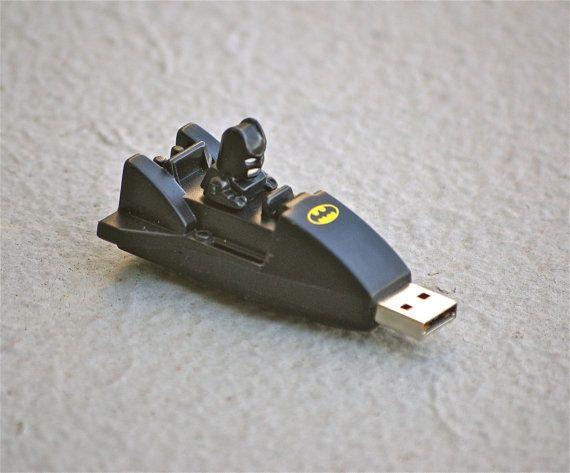 Batman flash drive!