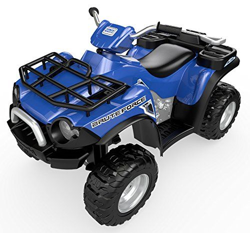 Captivating Power Wheels Kawasaki Brute Force