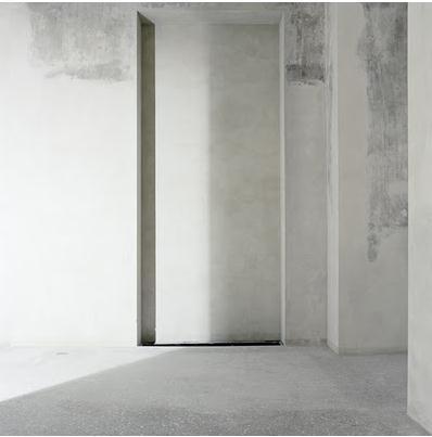 concrete / plaster walls, Friederike von Rauch