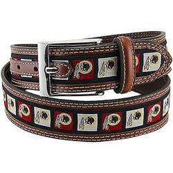 NEW ARRIVAL: Washington Redskins Saddle Leather Trim Webbing Belt  http://www.fansedge.com/Washington-Redskins-Saddle-Leather-Trim-Webbing-Belt-_-185967583_PD.html?social=pinterest_pfid12-07237