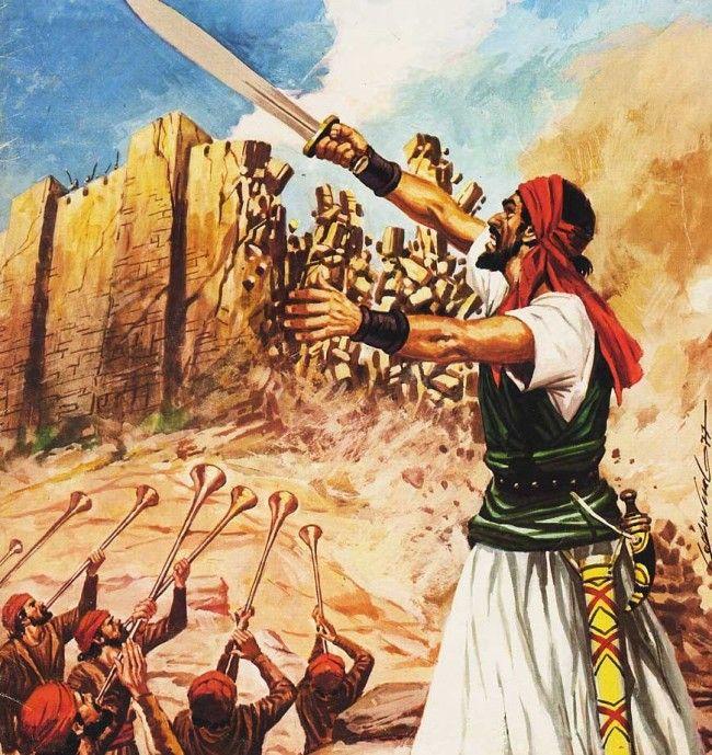 Josué e a batalha de Jericó