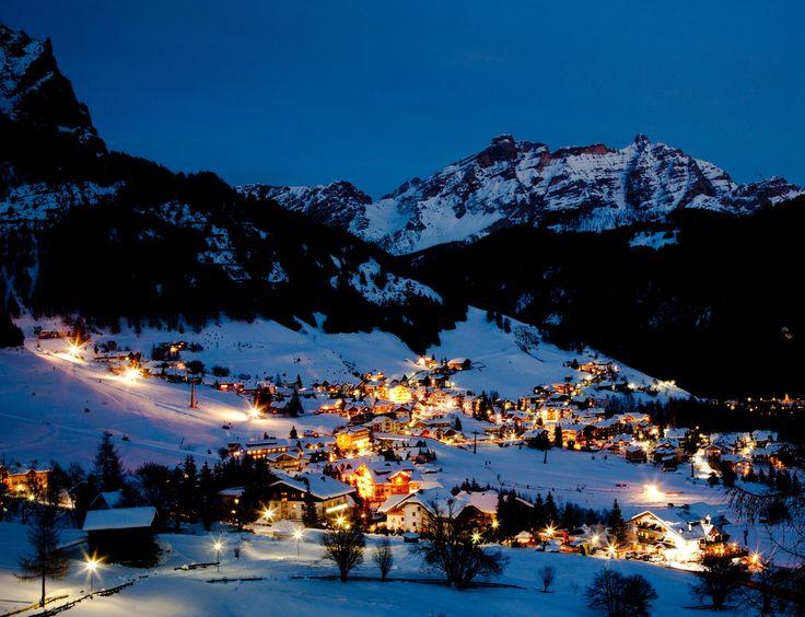 Colfosco, Alta badia, Dolomites, Italy