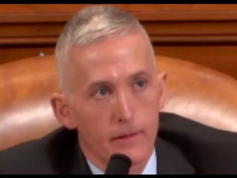 "03-20-2017  ""A Reporter Has More Information Than The FBI?"" Trey Gowdy Crushes FBI Director James Comey - YouTube"