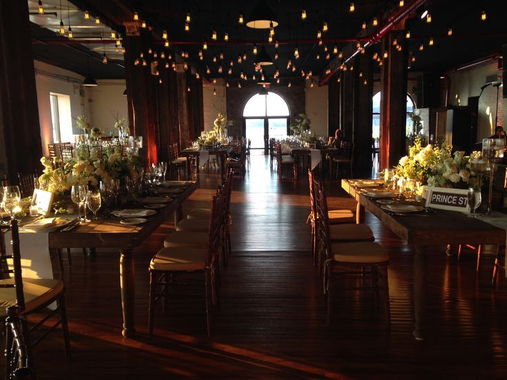 The Liberty Warehouse Decor And Lighting By Pegasus Productions