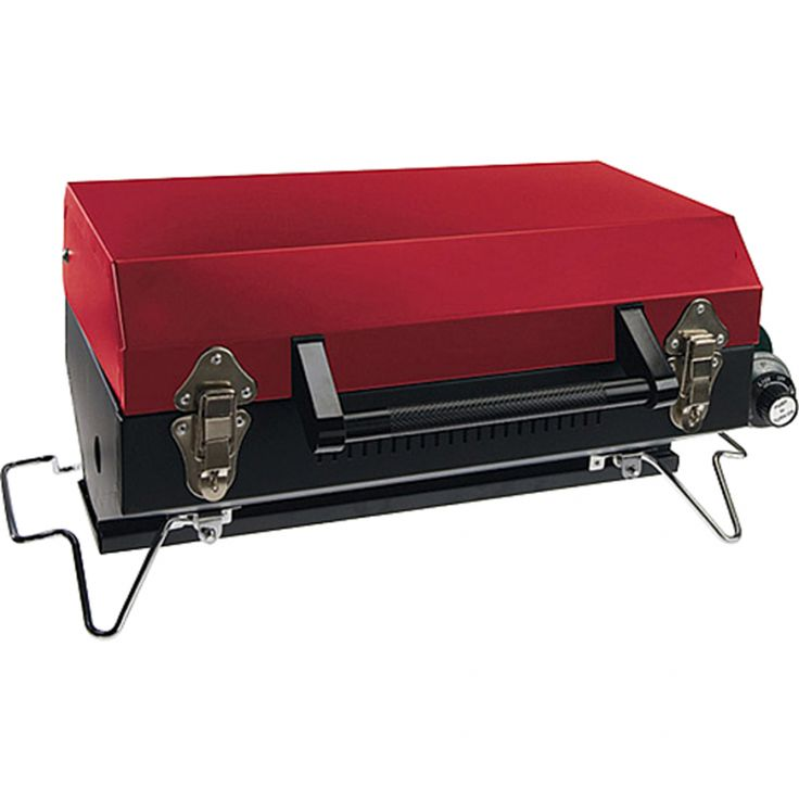 Shinerich SRPG04 Portable Tabletop Infrared Gas BBQ Grill