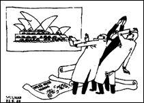 "George Molnar, 27.5.1966 ""no, No! We must resist temptation. We must!"""