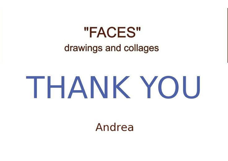 "andrea mattiello ""FACES"" drawings and collages #arte #contemporanea #artista #emergente #contemporaryart"