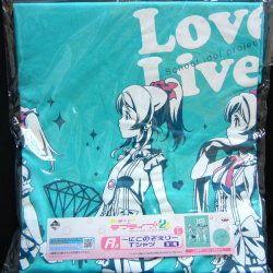 バンプレスト 一番くじ ラブライブ! School idol project 2ndステージ A賞 ?にこのぞえり? Tシャツ 男性用Lサイズ 全1種
