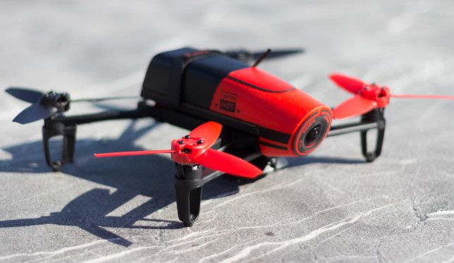Parrot Bebop Drone and Sky Controller Review (and Giveaway)