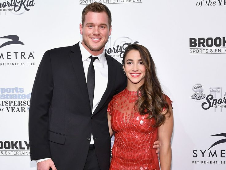 Aly Raisman Reveals She's Been Secretly Dating Colton Underwood Since the VMAs #raisman #reveals #secretly #dating #colton #underwood #since