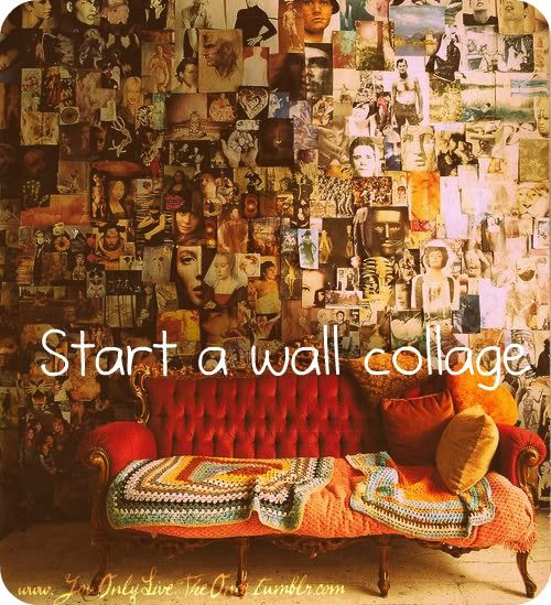 Check! Already did that during my boy band phase. My wall wasn't as covered as this pic but you couldn't see two of my walls or doors.