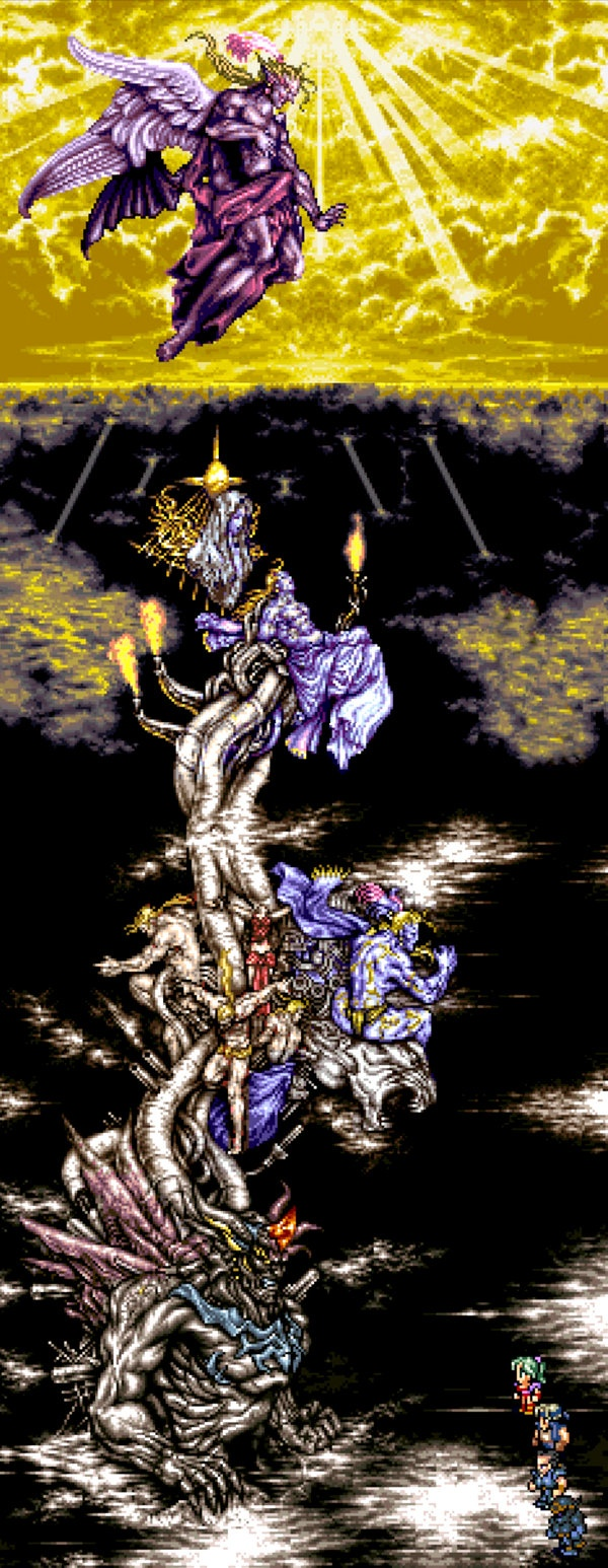 Kefka's Tower, Final Fantasy VI