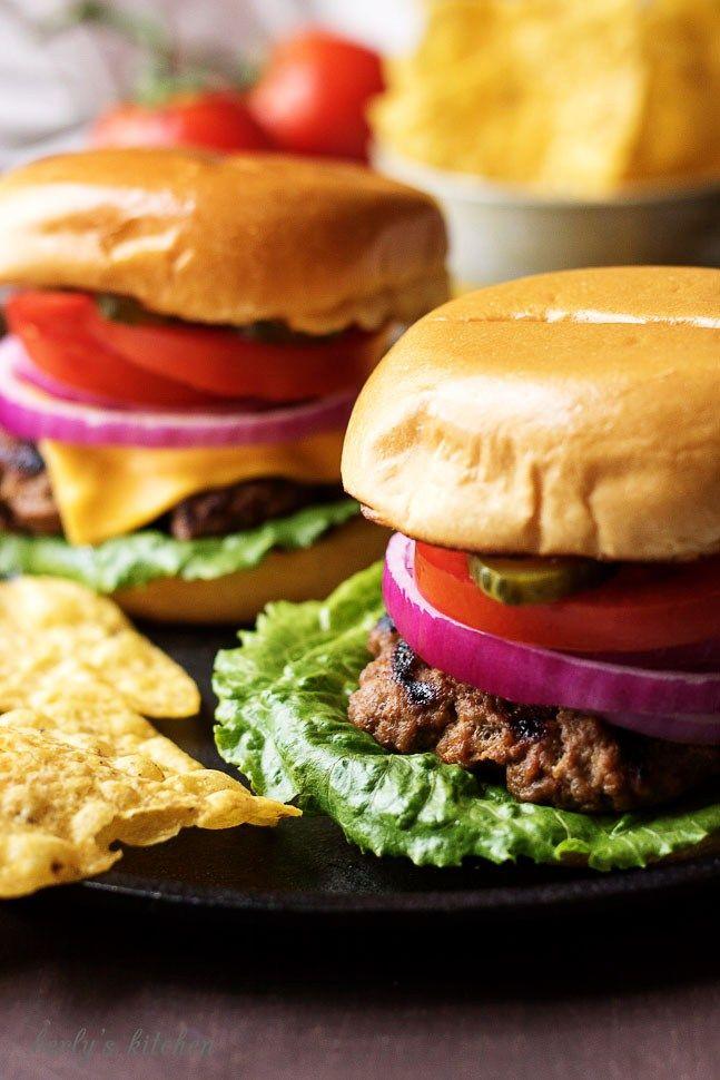 John's Onion Burger