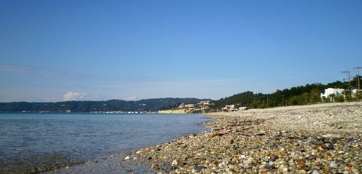 Agaiopelagitika view at Posidi #Halkidiki . Enjoy !