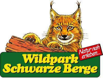 Wildpark Schwarze Berge: tägliche Flugschauen & Fütterungen, Elbblickturm, Tiere zum Anfassen, riesigem Abenteuerspielplatz und idyllischer Parklandschaft.
