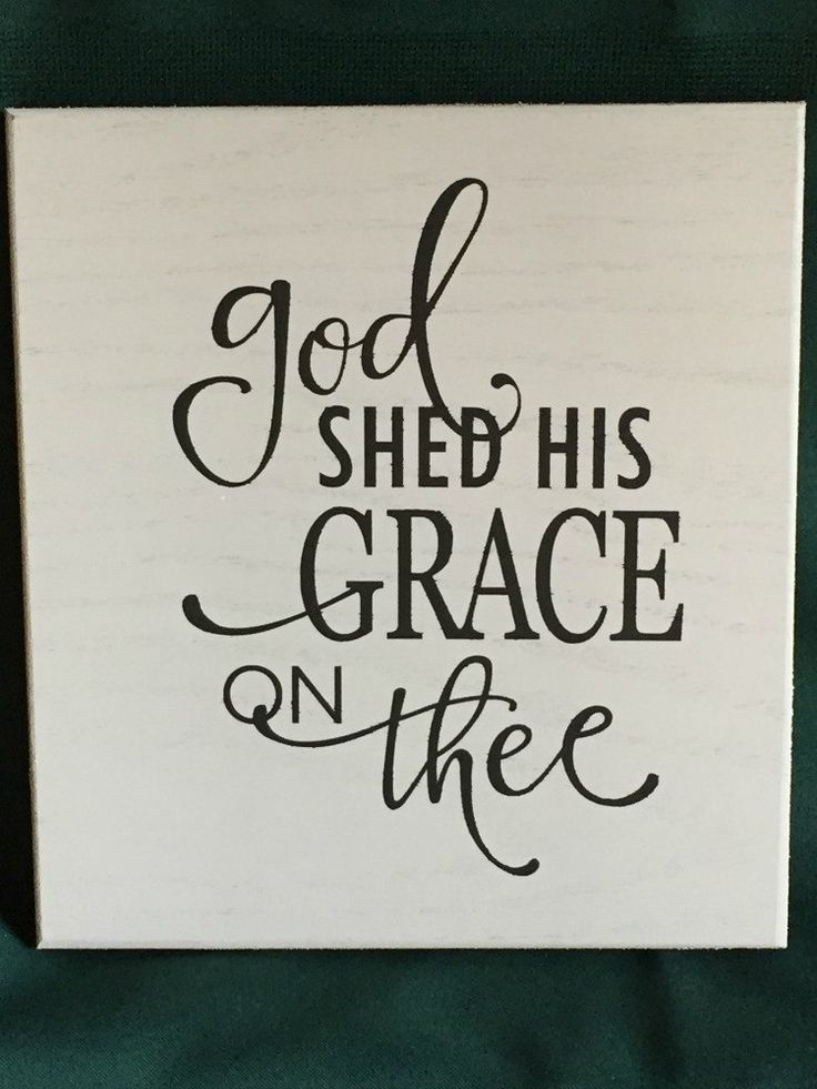Wall Decor Signs With Sayings : Best ideas about grace sign on wood signs