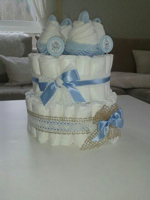 Pampers Torte