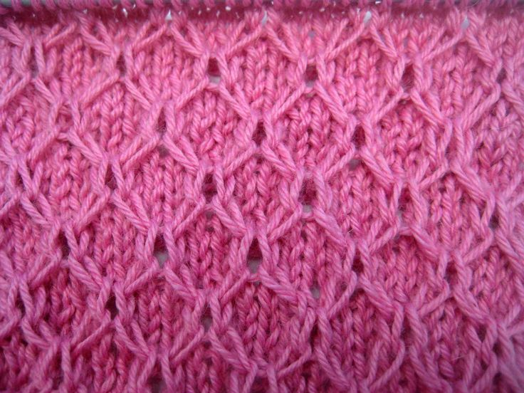 Knitting Stitches Sl1 Wyif : 94 best Como Tejer con 2 agujas images on Pinterest Knit crochet, Knitting ...