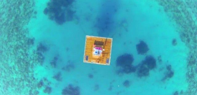 Manta Underwater Room – Fubiz™