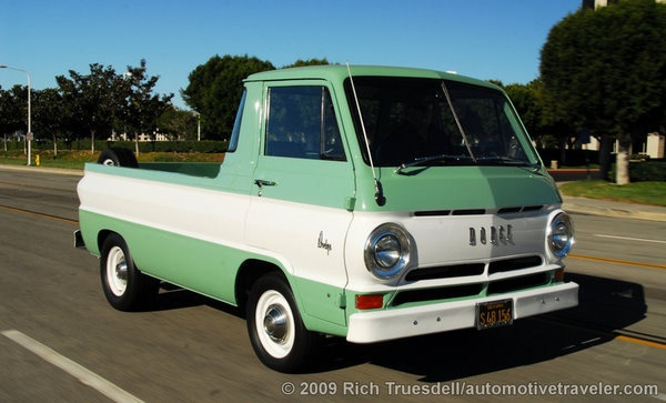 Image Detail For 1965 Dodge A100 Five Window Forward