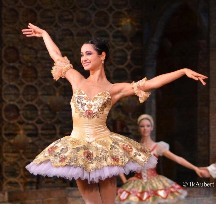 Mathilde Froustey, Kitri, Don Quixote, Paris Opéra Ballet.