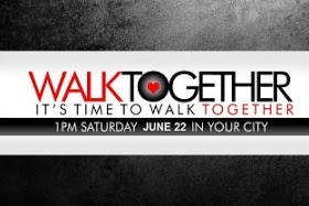 Walk Together - this Saturday, the 22nd of June, Australians will be getting together in cities around the country and celebrating the diversity that makes us great!   Come join in...