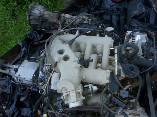 2004 Ford Mustang engine (Greensboro) $500