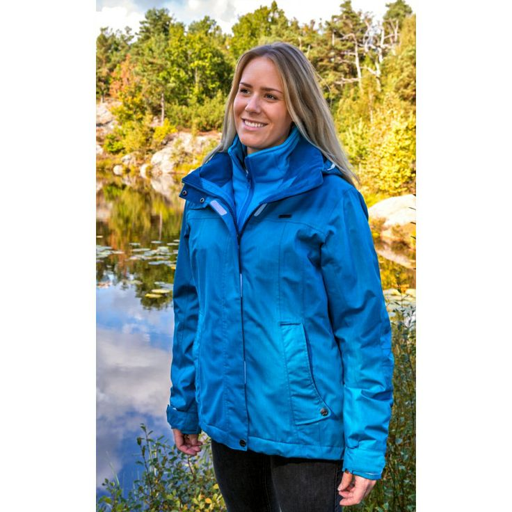 Knausen 3-in-1 Jacket W - Shop now at http://www.stormberg.com/en/knausen-3-in-1-jacket-w.html#19183