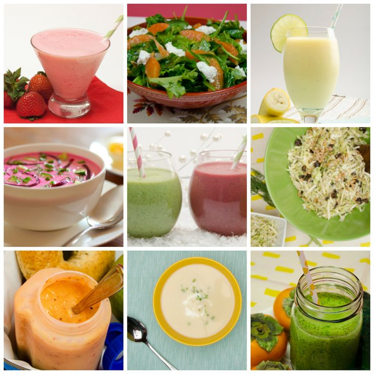 cleanse recipe roundup with kefir