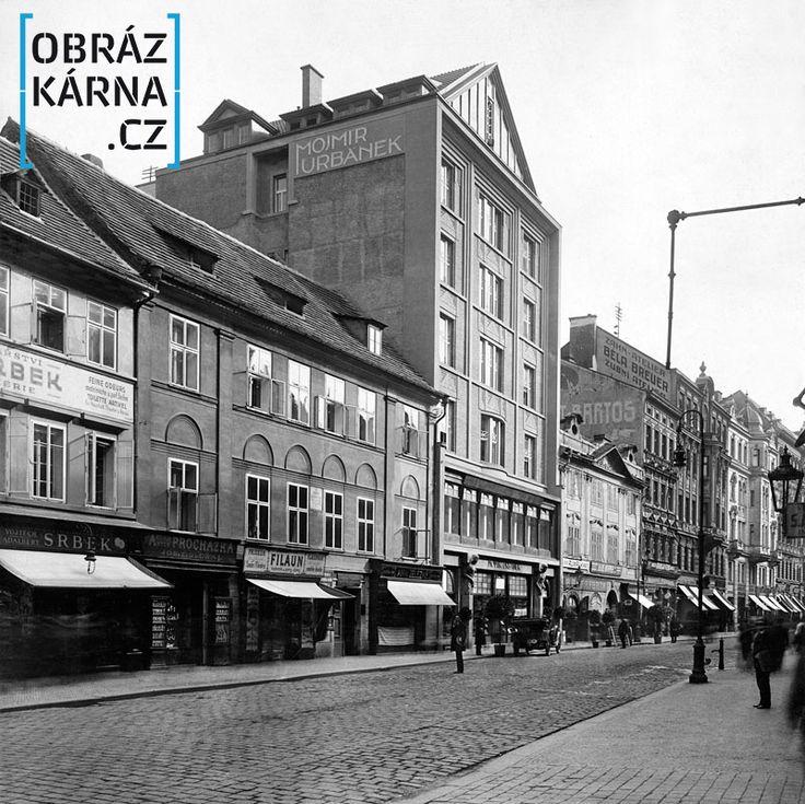 010 - Fotografie Staré Prahy