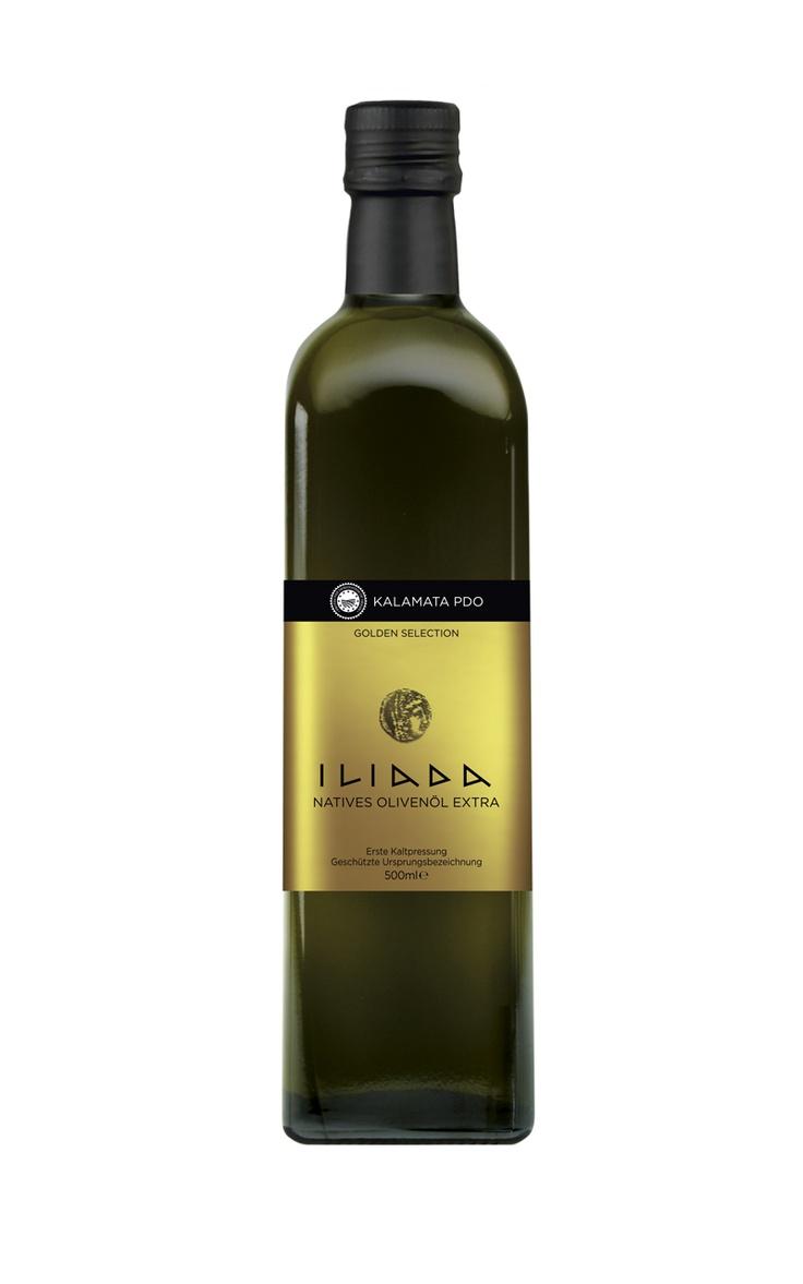 ILIADA PDO Kalamata Extra Virgin Olive Oil