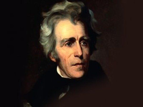 history research andrew jackson Each year more than half a million students participate in the national history day contest  each year your research must connect  andrew jackson and the .
