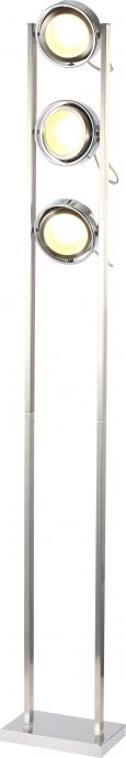 lampadar cu 3 abajururi orientabile BARONI 56946-3S marca Globo