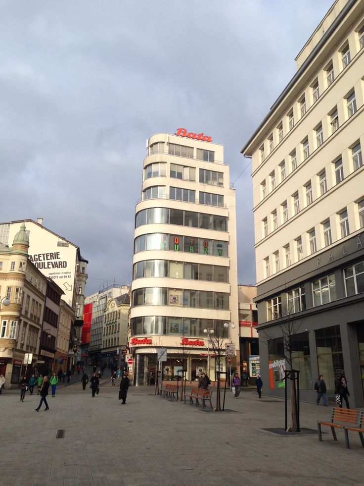 Liberec city center store BATA