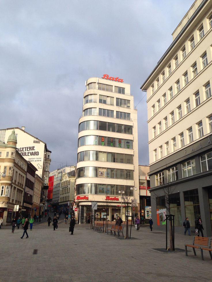 Liberec city center store BATA