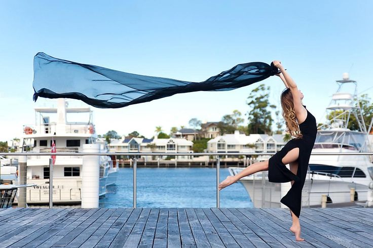 Unique dance photography