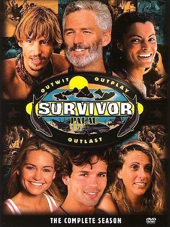 Paramount Studios Survivor: Palau - The Complete Season 10