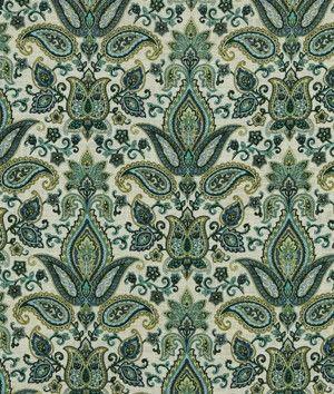 Robert Allen Garden Safari Cove Fabric