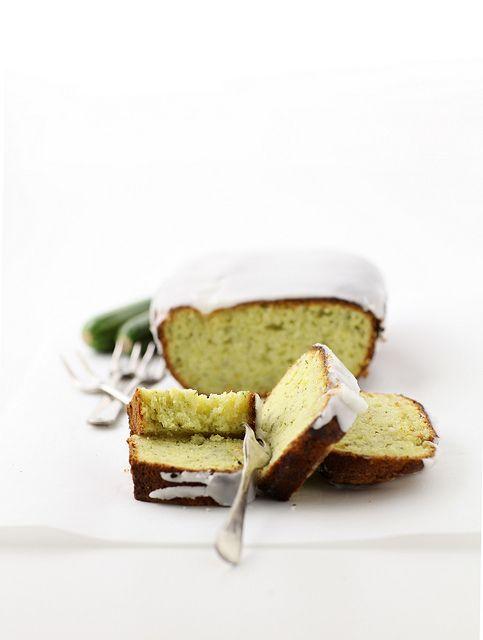 zucchini lemon cake